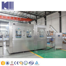 Beverage Tin Can Filling Canning Machinery / Machine / Equipment