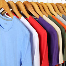 Wholesale high quality round neck 180 grams boy color t-shirts