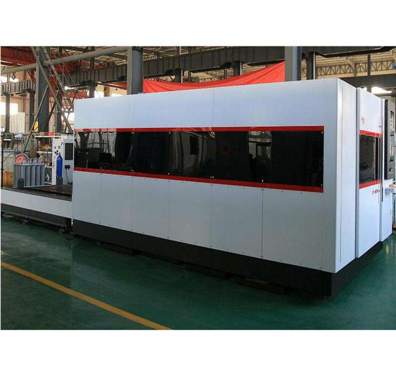 2021 New technology 10kw 15kw 12kw 6kw sheet metal cutting laser machine