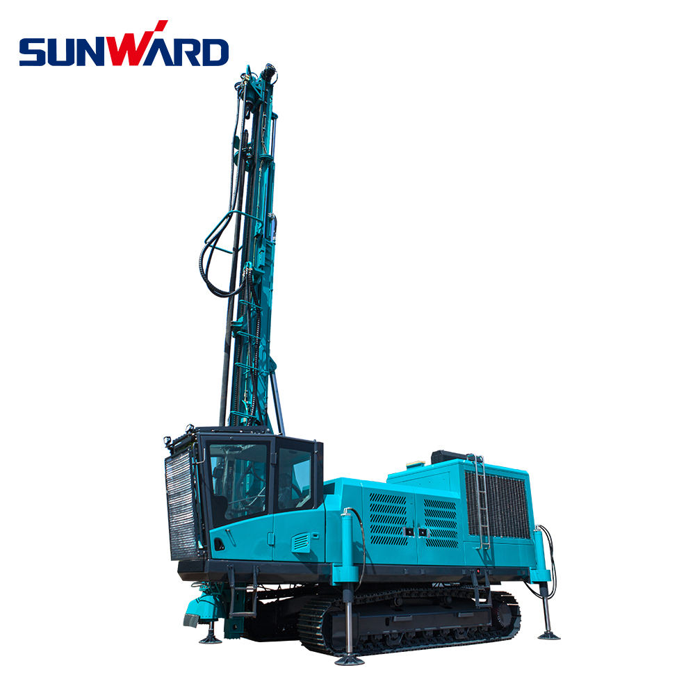 SUNWARD SWDR138 Cutting drill rig dth Compatible products