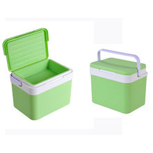 4.7/8.5/20L plastic ice cooler box for vaccine,beer,food,fishing,BBQ, ice chest