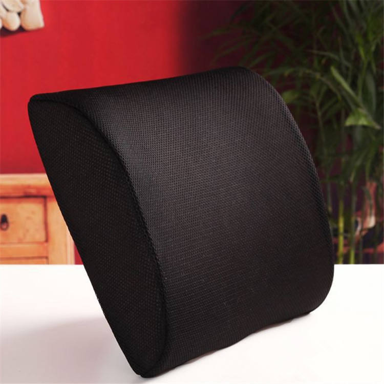 High Quality Office Car Chair Memory Foam Back Cushion Lumbar Support Pillow