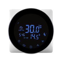 WIFI Thermostats LCD Touch Screen Electric Floor Heating Temperature Controller Regulator Programming Heating Thermostat