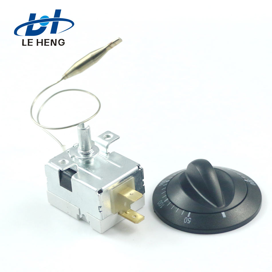 Whd-h series 50-300 degree milk tea sealing machine temperature control switch