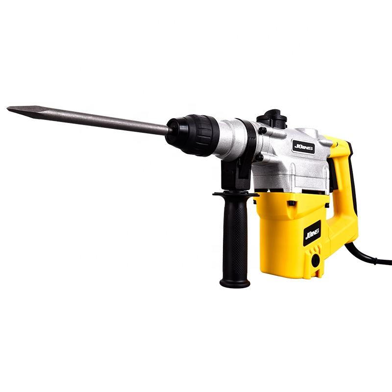 Hot Sale Best Quality 3in1 China 1050W Power SDS Plus Drill 26mm Electric Rotary Hammer Machine
