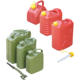 NATO Military Metal Jerry Fuel Can Steel Diesel Gasoline Tank 5L/10L/20L