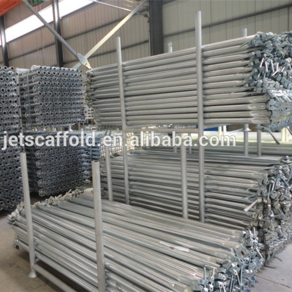 Chinese scaffolding for sale Ringlock Scaffold system Layher scaffolding materials