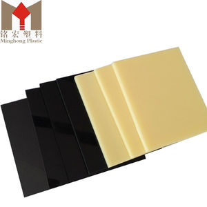 Factory Wholesale Virgin Thick Gasket Sheet The Latest Engraving Materials Plastic New Material ABS Plastic Sheet Vacuum Forming