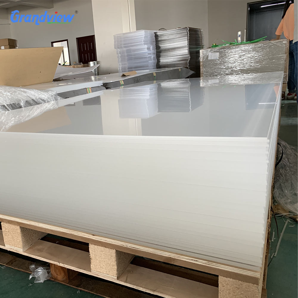 3mm 4mm 5mm thickness clear large protective acrylic plexiglass sheets