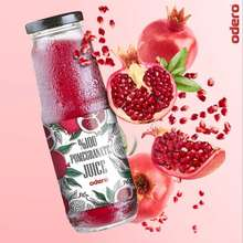 100% NFC Pomegranate Juice Private Label OEM