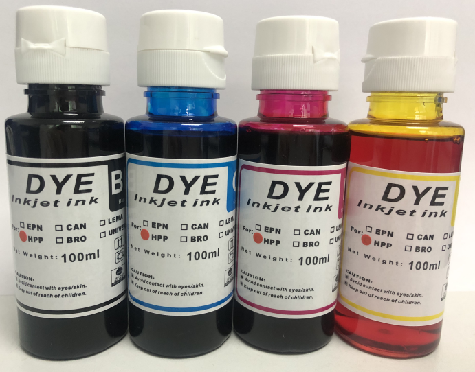 refill dye ink for HP inkjet printers with cheap price(H971 100ml)