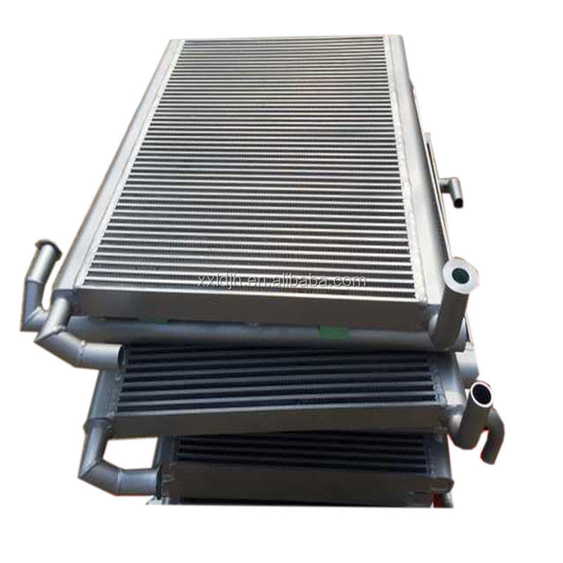 Factory price compressor heat exchanger 88290010-806 hydraulic oil cooler