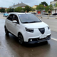 China new good looking electric motor car with lithium battery EEC COC approved 30KW fast speed car