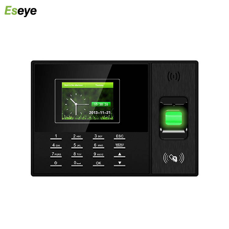 Eseye High Quality Id Card Biometric Fingerprint Reader Time Attendance Fingerprint