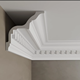 Popular Moistureproof Gypsum Cornice Plain Moulding