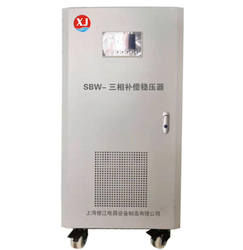 800KVAWelding Mesin Listrik AC 3 Phase Automatic Voltage Stabilizer Regulator
