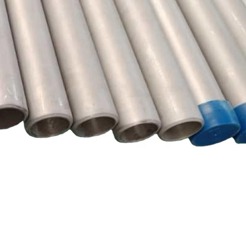 "Stainless Steel Seamless Welded Pipe A312 TP310H UNS S30909 SCH 10 DN 1 1/2"" BE Diameter Steel Pipe"