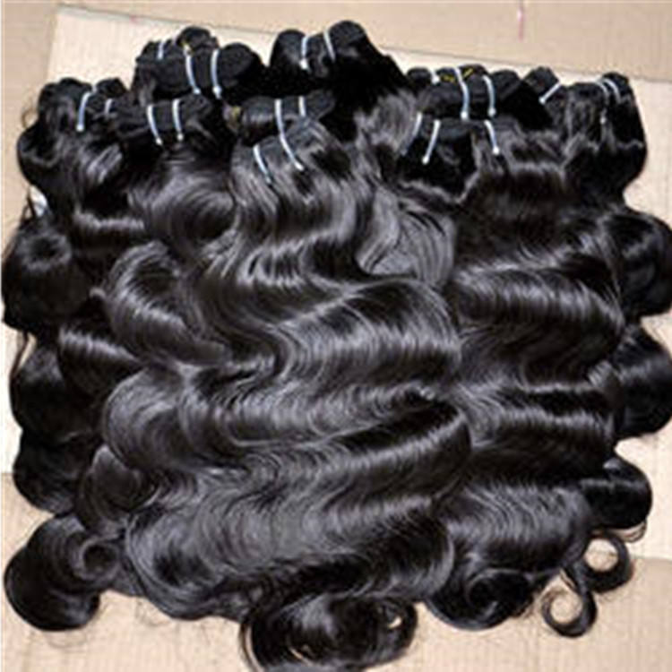 "Grossiste Cheveux Humain 8""-40"" Naturel Tissage Bresilienne Lisse Meches Vierge 8A 100% Humain Cheveux Noir Onda Hair Extensions"
