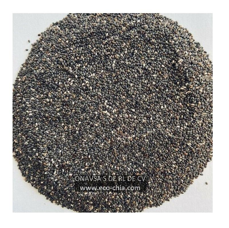High Quality Irradiated Black Chia Seeds For Wholesale From Mexico