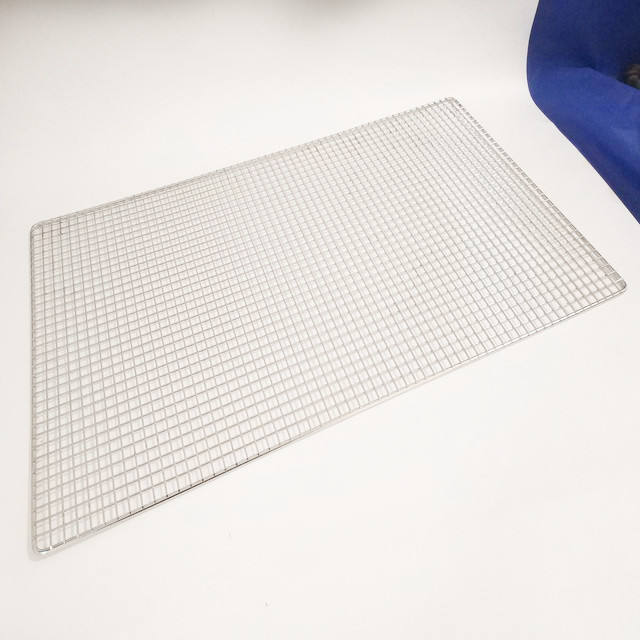 Dryer Wire Mesh Tray Chrome Or Stainless Steel Fruit And Vegetables Drying Rack Dryer Wire Mesh Tray