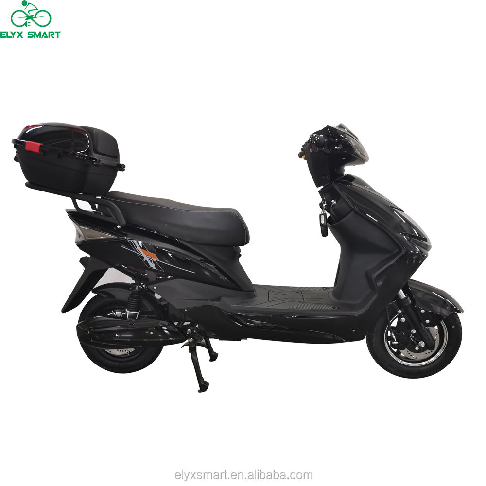 Elyx Smart 2020 Popular Wholesale Price Motorcycle 60KM/H Electric Motorcycle 2000W Full Size Sporty Scooter Electric Motorcycle