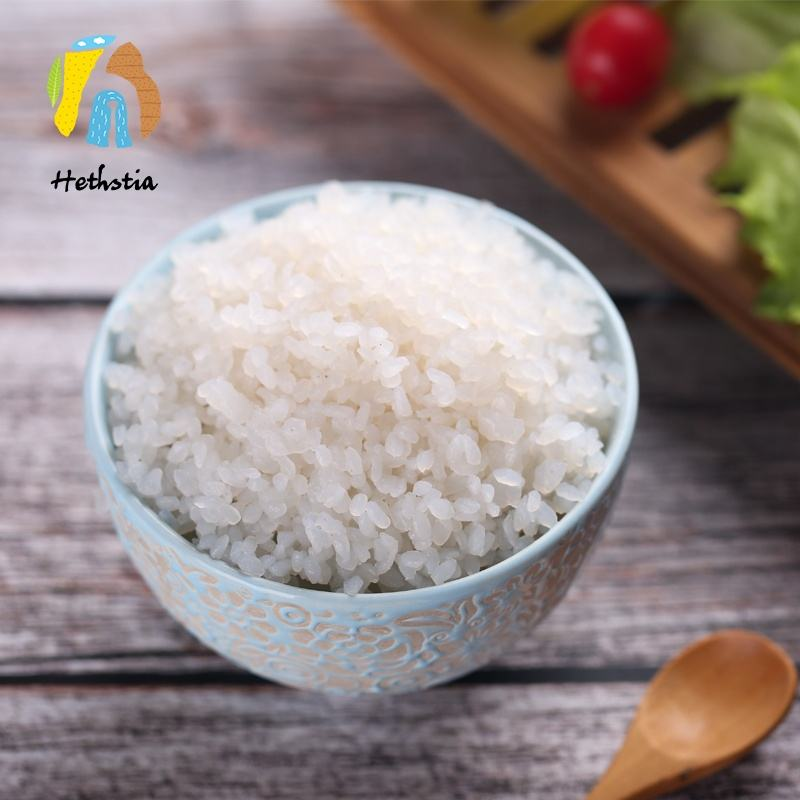 Organic sugar free konjac rice diet food for diabetes