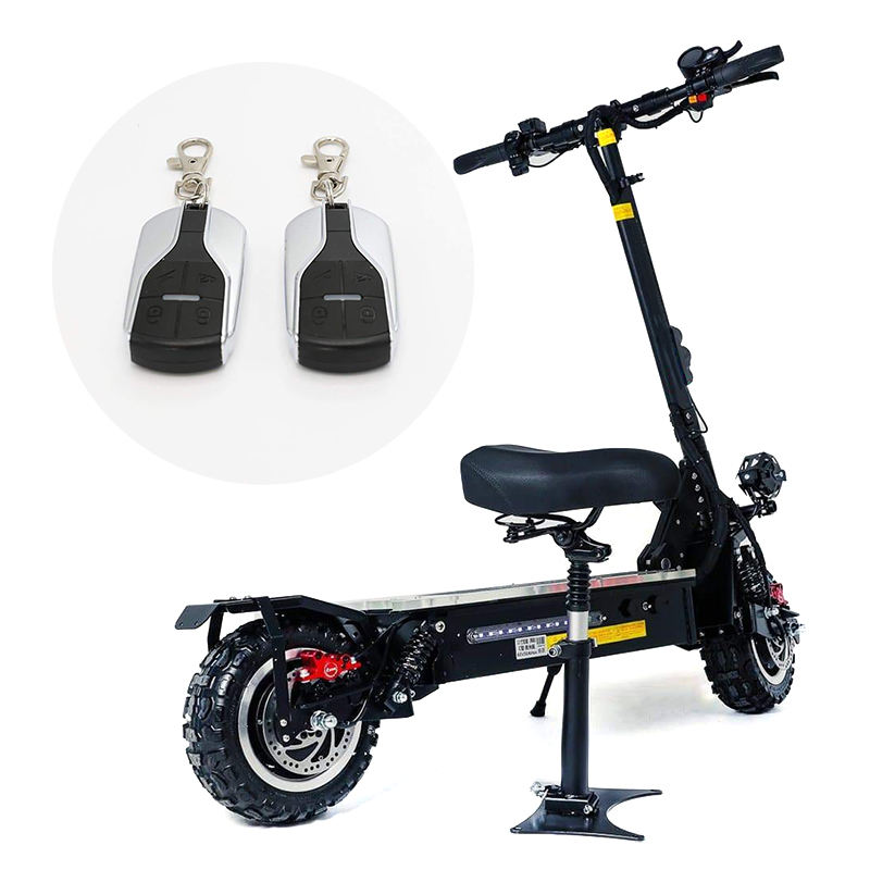 China OEM 11 Inch Powerful 3200W Escooter Electric Scooter Offroad For Adult