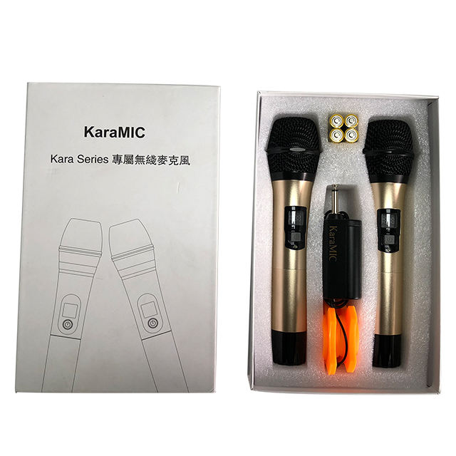 China Cheap Price Karaoke Metal Hand Held Speaker Microphone