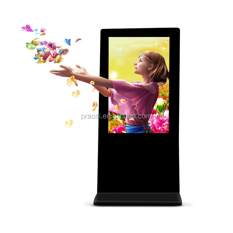 Lcd Screen Display Mini 10 Inch Table Advertising Players For Restaurant