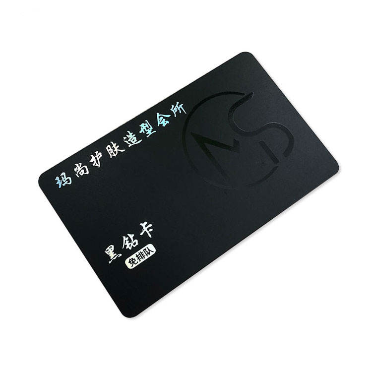 Restaurant Membership Card Wooden Encrypted Contact Smart Pvc/Plastic Card F08 With Barcode