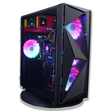 Factory Price Intel Gamer Desktop R16 PC Computer With RGB Fans