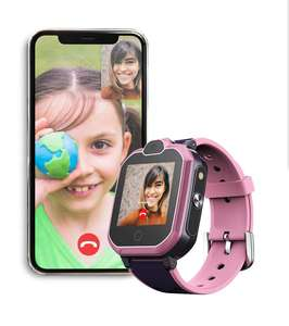 4G Children GPS Tracker Baby Child SOS Kids Smart Watches Mobile Phone