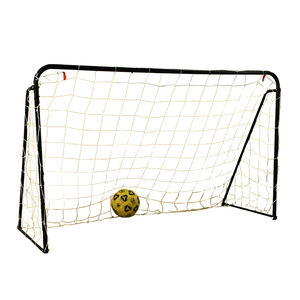 Manufacturer wholesale football aluminium beach soccer goal