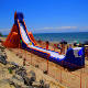 Inflatable Water Park Customized Inflatable Water Park Inflatable Water Long Slides For Sale