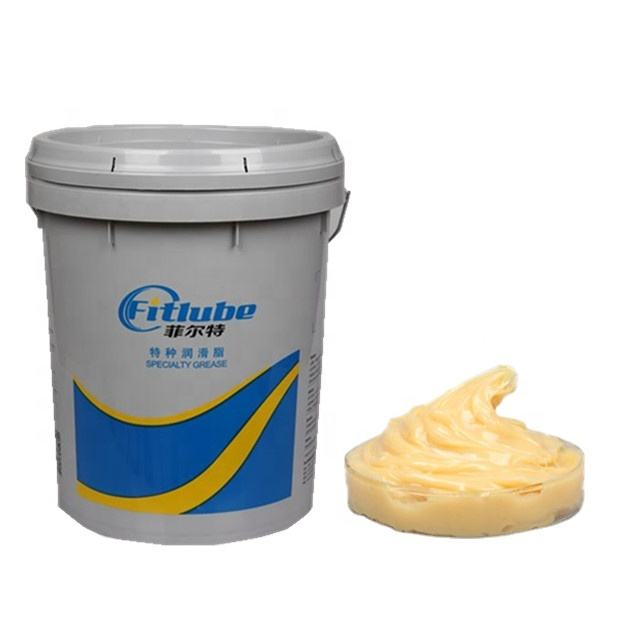 FITLUBE factory directly supplies high temperature high speed withstand heavy load polyurea grease