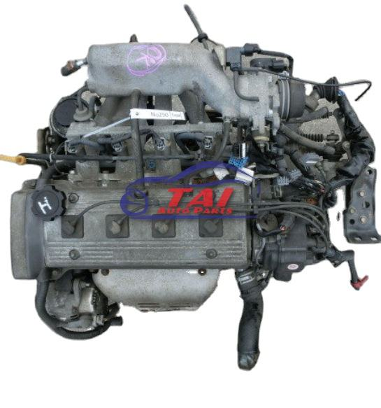 Original Gasoline Engine 5A Used Engine 5A-FE With Manual Transmission For Toyota 4A 5A 7A 8A