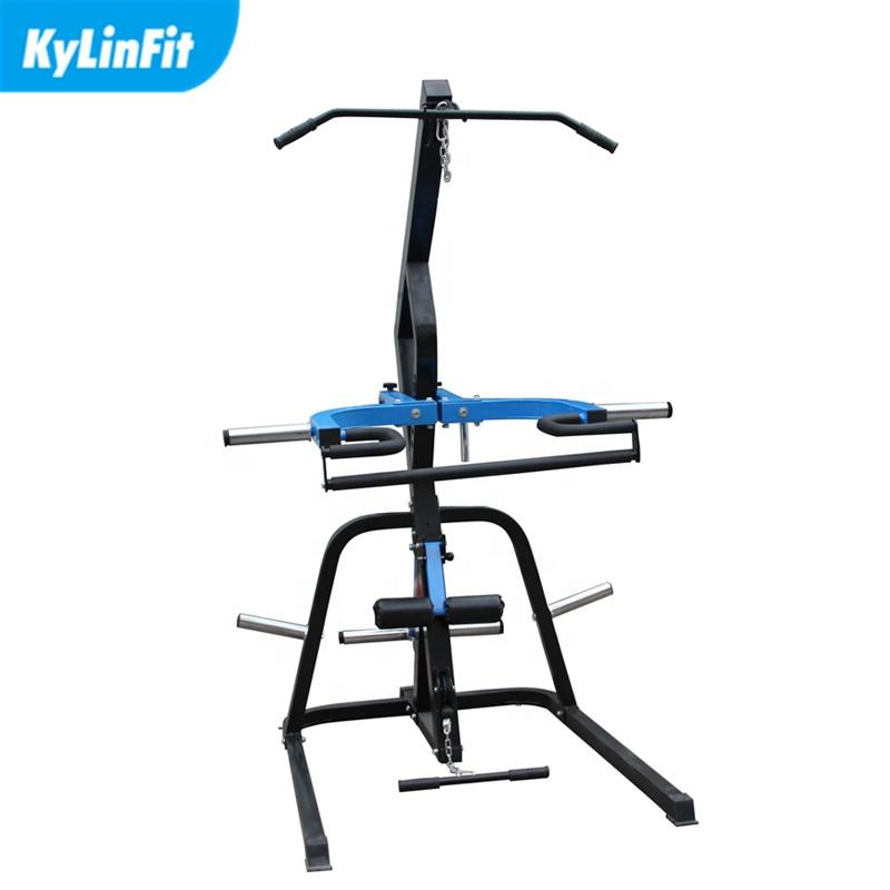 Multi <span class=keywords><strong>Functionele</strong></span> Trainer Power Tower Bodybuilding Home Gym Apparatuur