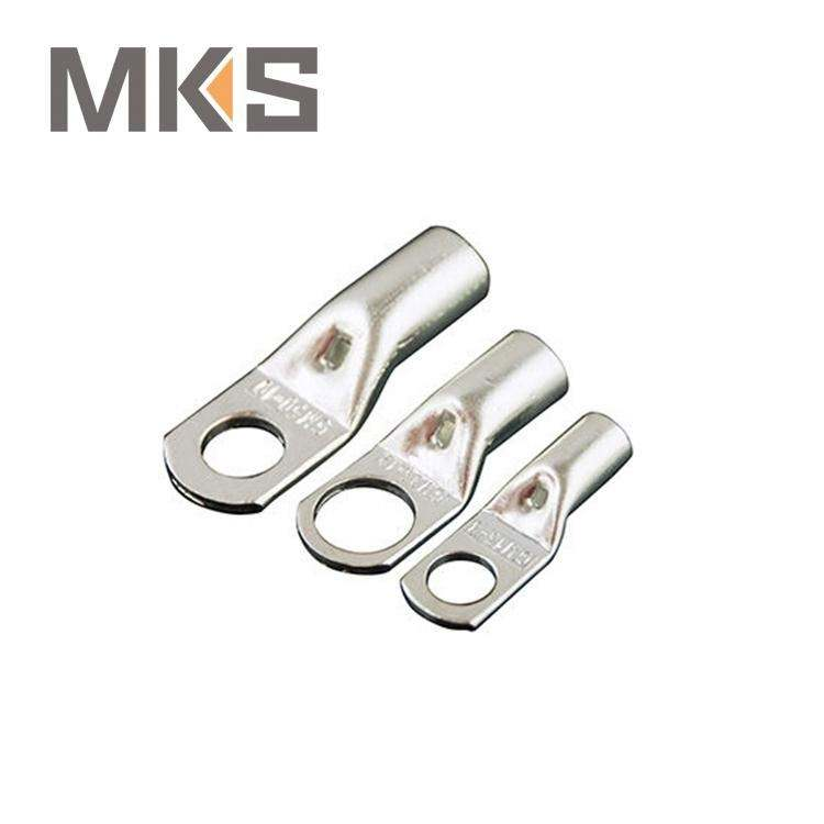 SC copper cable lug eye, stainless steel cable lug one hole
