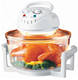 countertop portable electric infrared flavorwave hot air halogen cooking convection turbo oven