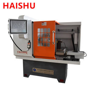 Alloy Wheel Rim Repair CNC Lathe Machine CK6160Q
