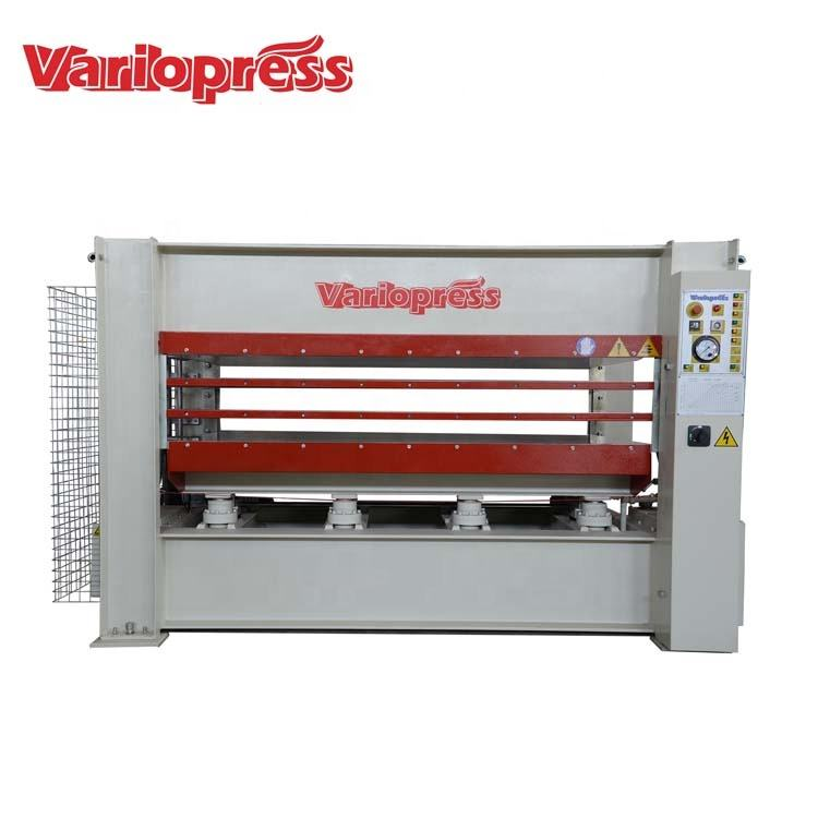 Furniture or wood door Usage Hot Pressing Machine