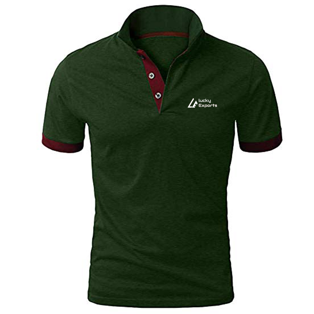Unique Design Men Polo T-Shirt For Sale In Turn Down Collar / Man Polo T-Shirt Men Dry Fit Polo T-Shirt For Sale