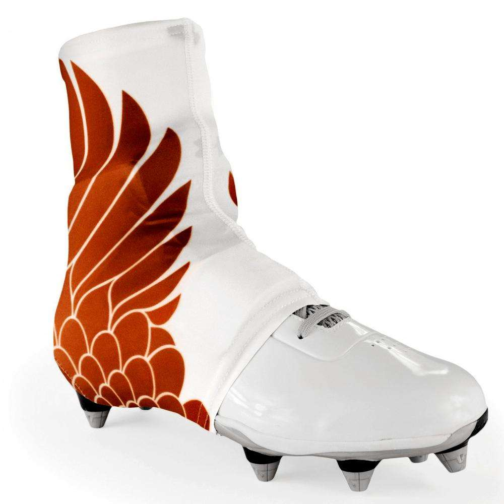 American football spats, cleat shoes covers