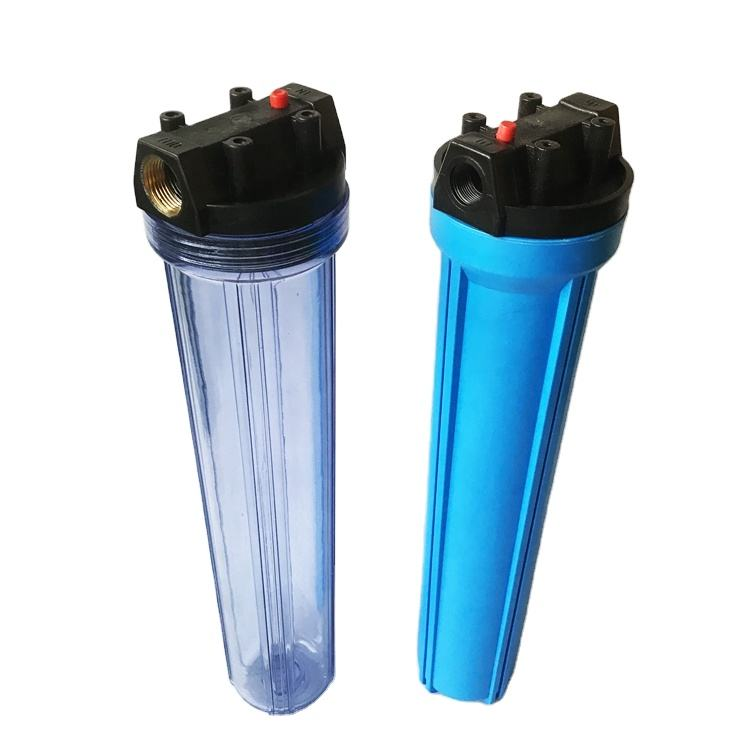 transparent filter housing 20 inches water filter partster housing absolute 045 water filter 01 micron