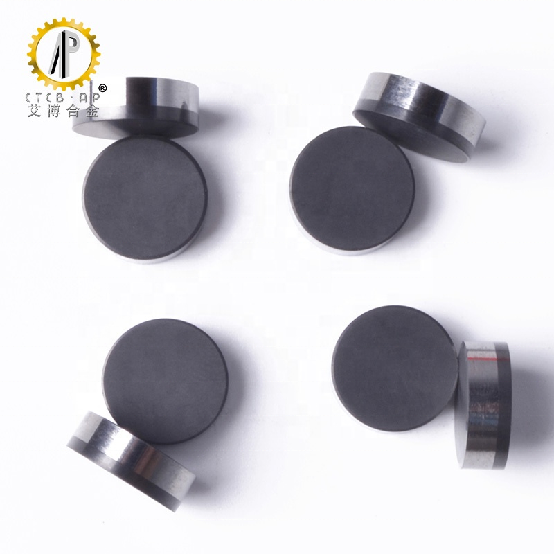 Hot Sales PCD PCBN CBN Solid Round Inserts Ceramic Cutting Tools