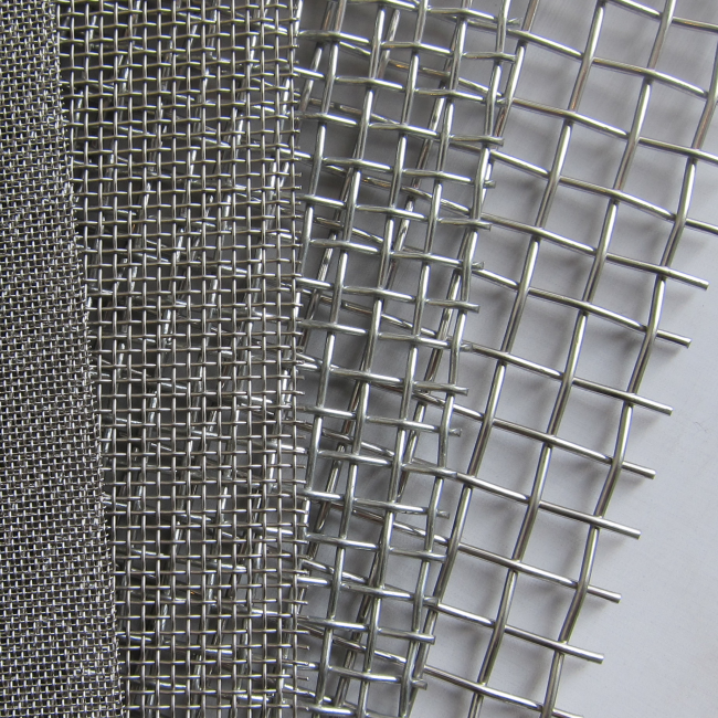 food grade SS 304 stainless steel basket wire mesh for food basket