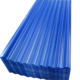 Full form blue color coated ppgl metal raw material prepainted aluzinc steel roofing sheets