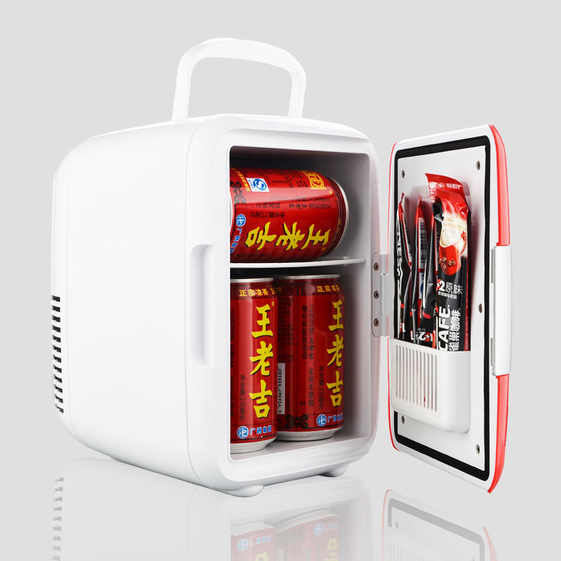 New Product 2020 Desktop thermoelectric home room makeup mini fridge low price