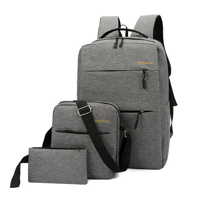 BG1 2020 newest fashion men business bags sets cheap fashion office backpack for men