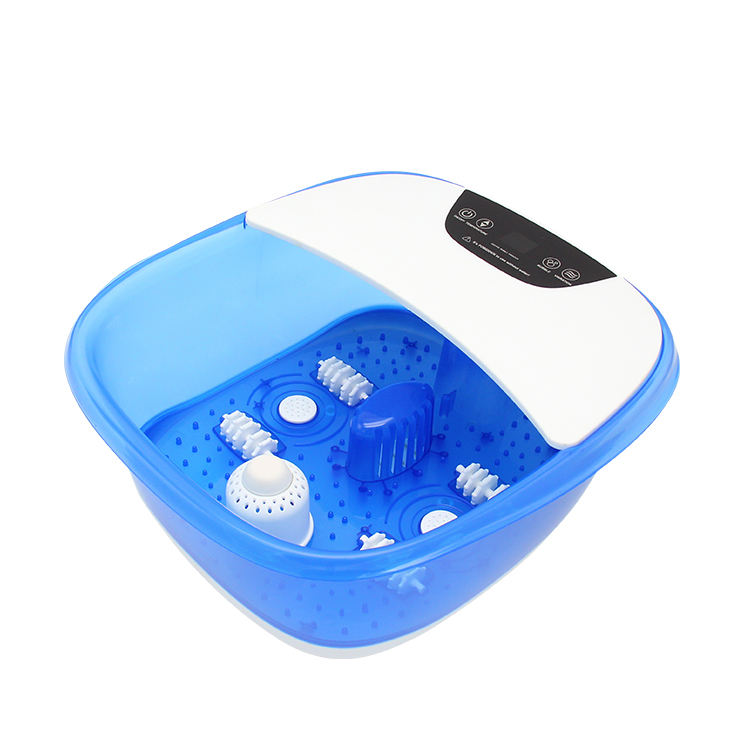Foot reflexology machine spa equipment footbath massage